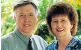 Ps Greg Biddell and Sue