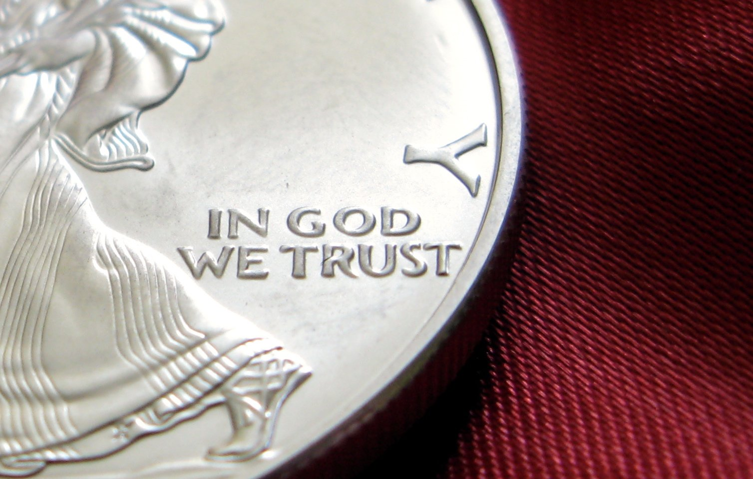 In God We Trust ... I think